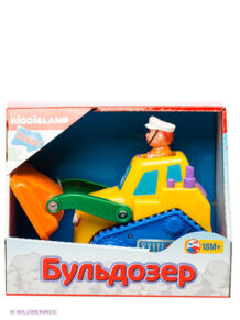 """Игрушка """"Бульдозер"""" KIDDIELAND 1167896"""