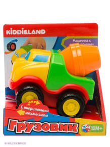 "Развивающая игрушка ""Бетономешалка"" KIDDIELAND 1167898"