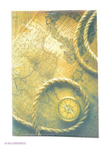 """Обложка для автодокументов """"Карта путешественника"""" Mitya Veselkov 1866325"""