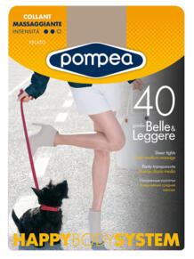 Колготки HAPPY BODY POMPEA 2023499