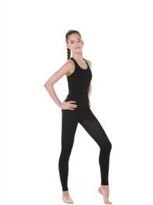 Трико для гимнастики и хореографии SOLO 2329991