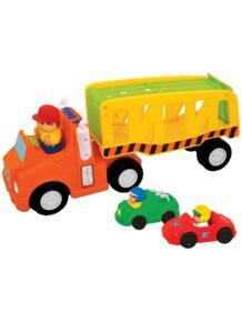 """Развивающая игрушка """"Автоперевозчик"""" KIDDIELAND 3369124"""