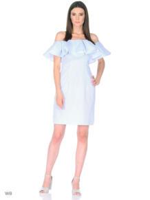 """Платье """"Кармен-волан l-blu"""" Trevi 4259891"""