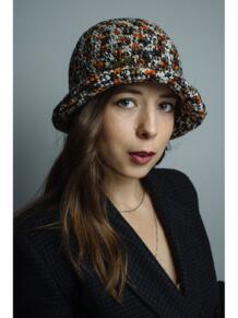 Шляпа ИТАЛЬЯНСКАЯ МОЗАИКА Тамара Турьянова 4597249