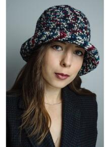 Шляпа ИТАЛЬЯНСКАЯ МОЗАИКА Тамара Турьянова 4597255