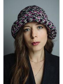 Шляпа ИТАЛЬЯНСКАЯ МОЗАИКА Тамара Турьянова 4597257