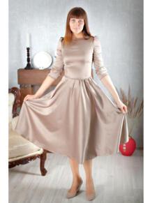 """Платье """"Капучино"""" Befamilylook 4651799"""