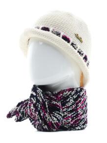 Шляпа с шарфом СТОЛИЧНАЯ Тамара Турьянова 4683908