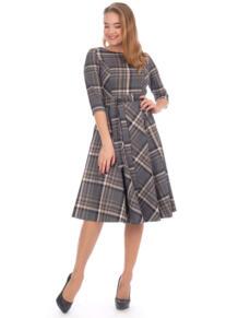 Платье в клетку Lamiavita 4693457