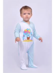 Комбинезон нательный для малыша Viktory Kids 4731135