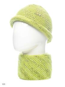 Шляпа с шарфом ГОРОДСКАЯ ПАЛИТРА Тамара Турьянова 4875700