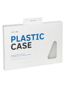 Защитный чехол из пластика для MacBook Pro 15 with Touch Bar White vlp 4900829