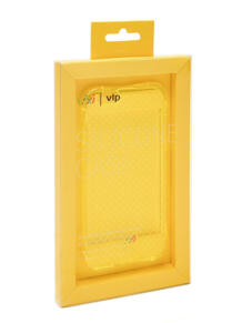 Защитный чехол Anti-Shock Silicone Case для Iphone 6 желтый vlp 4900966
