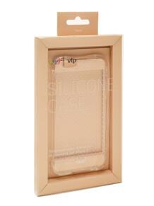 Защитный чехол Anti-Shock Silicone Case для Iphone 6 прозрачный vlp 4900982