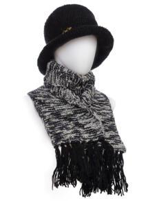 Шляпа с шарфом ПРЕМЬЕРА Тамара Турьянова 4989228
