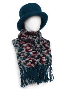 Шляпа с шарфом ПРЕМЬЕРА Тамара Турьянова 4989233