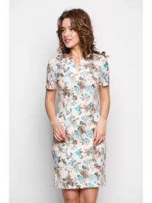 Платье Ассоль (цветы) №11 Valentina 5049077