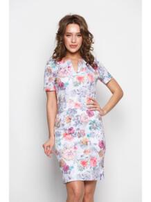 Платье Ассоль (цветы) №14 Valentina 5049082