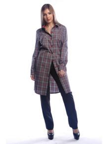 Платье-рубашка LOVE CODE 5093030