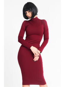 Платье-водолазка ZAIN. 5233419