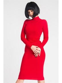 Платье-водолазка ZAIN. 5233437