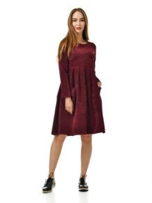 Платье вельветовое AM One 5284636