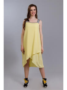 Платье на бретелях,VarVara Милори 5371410