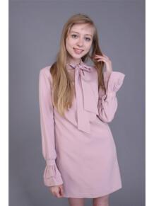 Платье с завязками EMMY 5390530