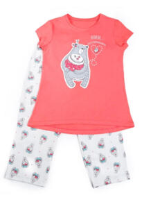 Пижама: футболка; бриджи Mark Formelle 5486579