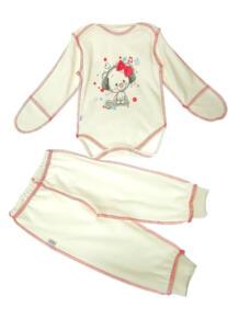 Комплект нательный для малыша K&K 5565746
