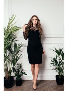 Платье DeScossa 5577125