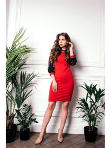 Платье DeScossa 5577142