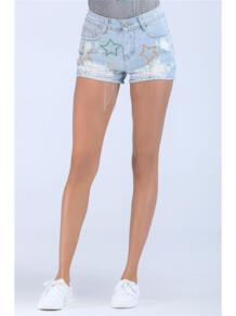 Шорты джинсовые Katomi 5615701