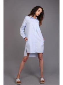 Платье-рубашка в полоску EMMY 5624691
