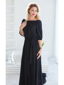 Платье в пол Befamilylook 5662161