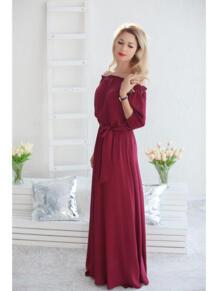 Платье в пол Befamilylook 5662162