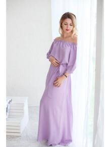 Платье в пол Befamilylook 5662163