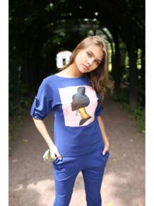 Костюм Fashion.Love.Story 5877700
