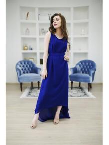 Платье со шлейфом Anna G 5949751