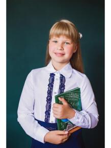 Блузка Школьная пора 5991010