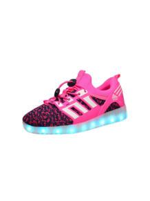 Светящиеся кроссовки Sport с зарядкой от USB Luminous Shoes 5996439