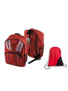 Рюкзак с сумкой для обуви Proff 6071318