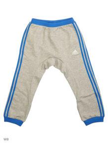 Брюки I FAV PANT MGREYH/BLUE/WHITE Adidas 6090221