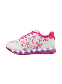 Светящиеся кроссовки Flower с зарядкой от USB Luminous Shoes 6127705
