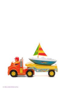 """Игрушка """"Трейлер для яхты"""" KIDDIELAND 0722981"""