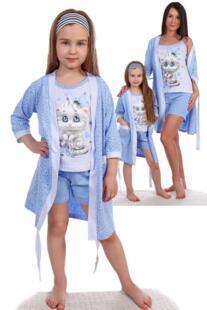 Комплект детский Колосок (голубой) рр Инсантрик 54359