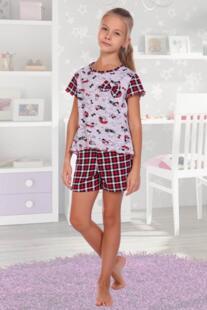 Пижама детская Бантик рр Инсантрик 54362
