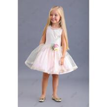 Нарядное платье Маленькая леди 13361431