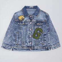 Джинсовая куртка Gulliver 14416646