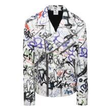 Кожаная куртка VETEMENTS 11809212